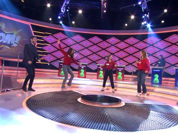 'Maradona' desata un divertido baile de 'Las de la intuición' en '¡Boom!'