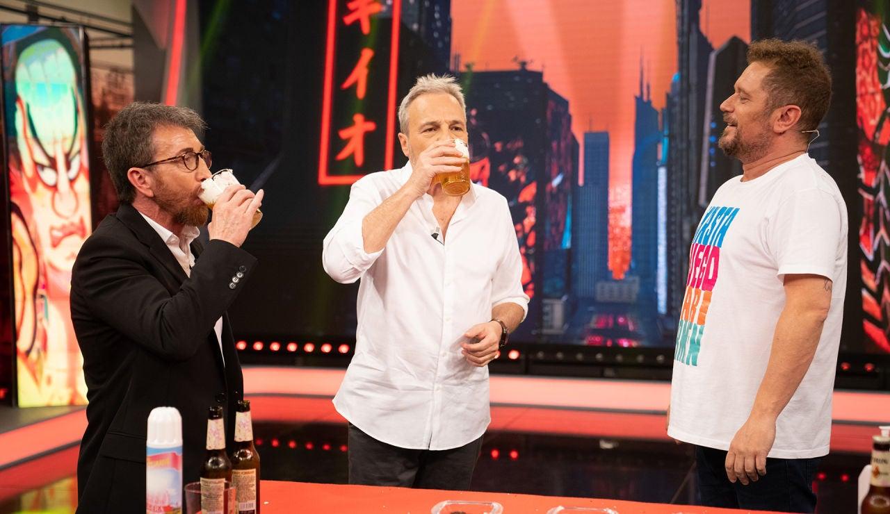El Monaguillo invita a realizar un 'challenge' de su última tendencia japonesa: la cerveza con toppings
