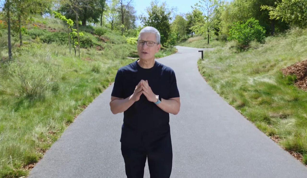 La presentación del nuevo IPad Pro 2021 de Apple, streaming en directo