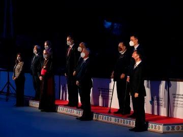 """Pedro Sánchez recuerda la dificultad de decretar el estado de alarma en marzo durante la Cumbre Iberoamericana: """"Nos manejábamos en la oscuridad"""""""