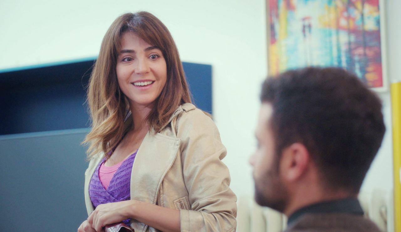 El motivo por el que Ceyda convence a Raif para volver a trabajar en su casa