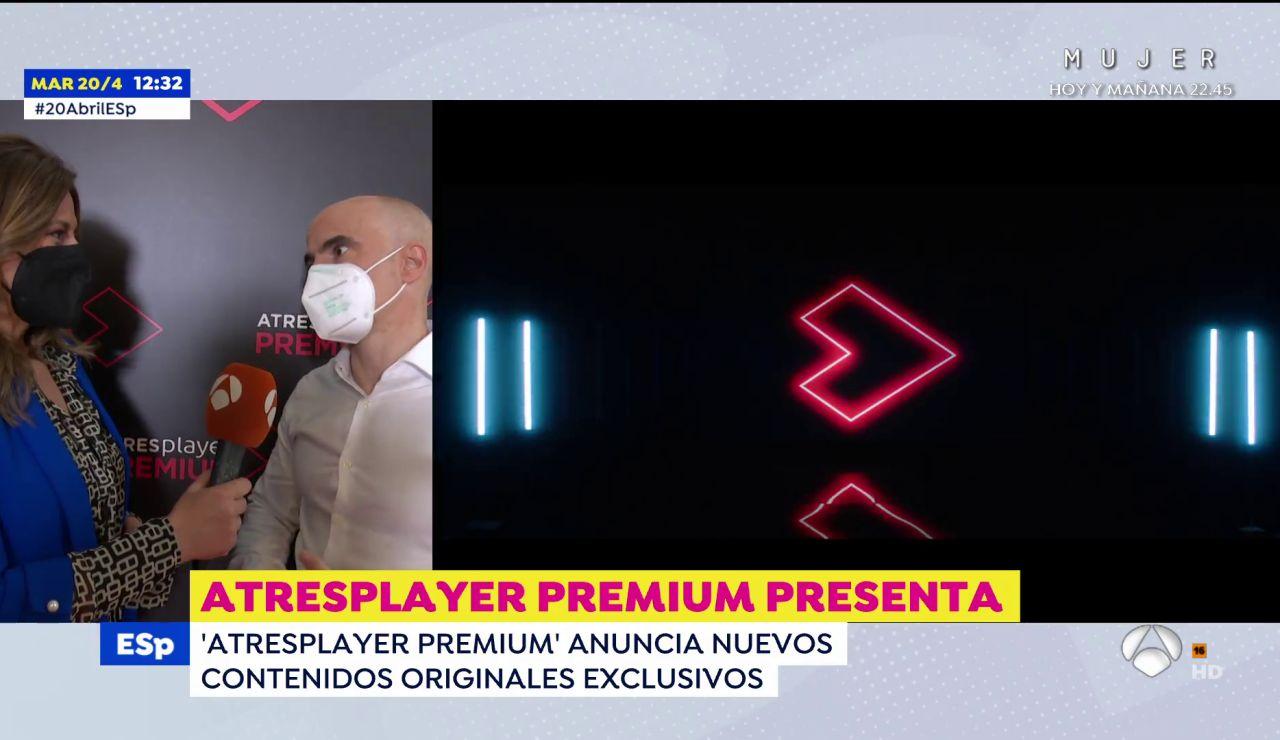 Atresplayer Premium anuncia nuevos títulos