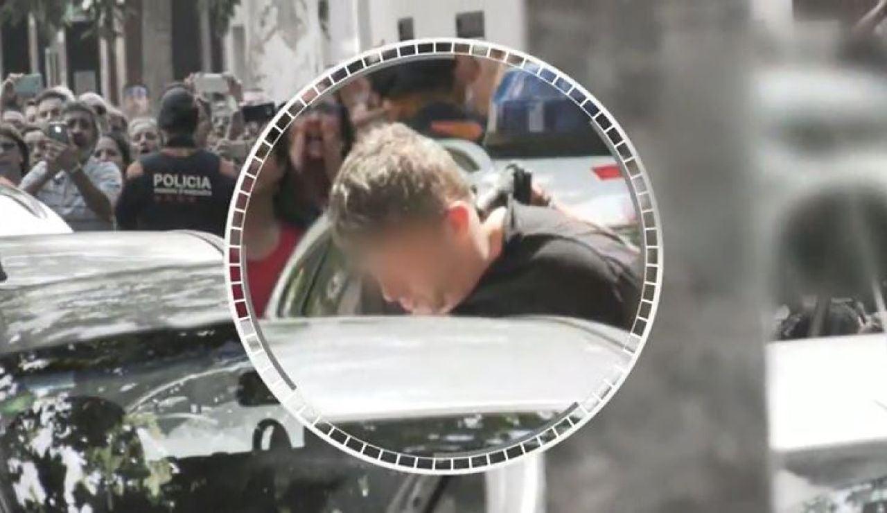 Acusado de matar a Laia en Barcelona