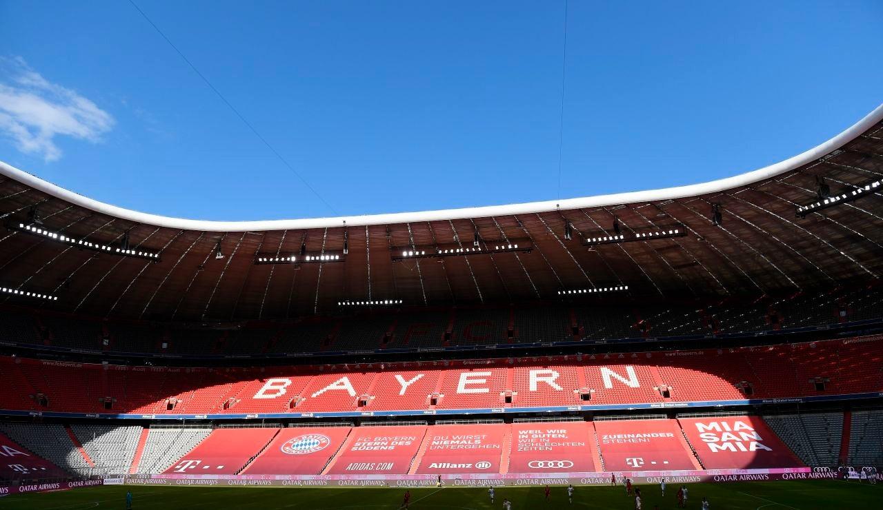 Estadio del Bayern Múnich