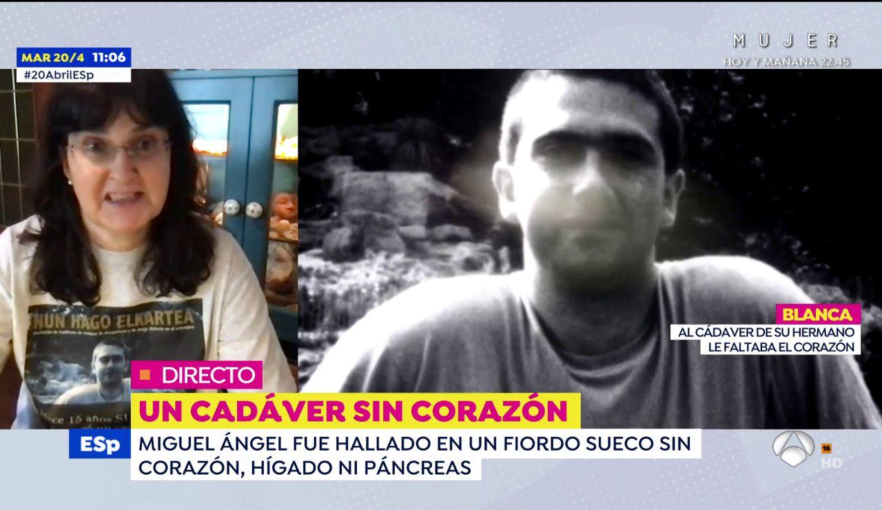 Consiguen exhumar el cuerpo del joven español que apareció en Suecia sin corazón ni hígado