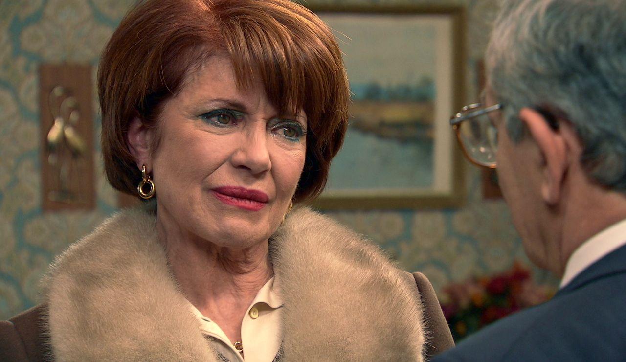 Isabel rompe su relación con Quintero para volver con su marido