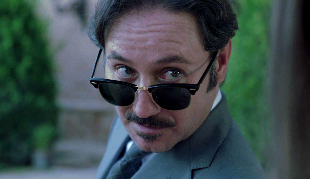 """Vuelve Povedilla a 'Los hombres de Paco': """"Yo en la cama tengo mis habilidades"""""""