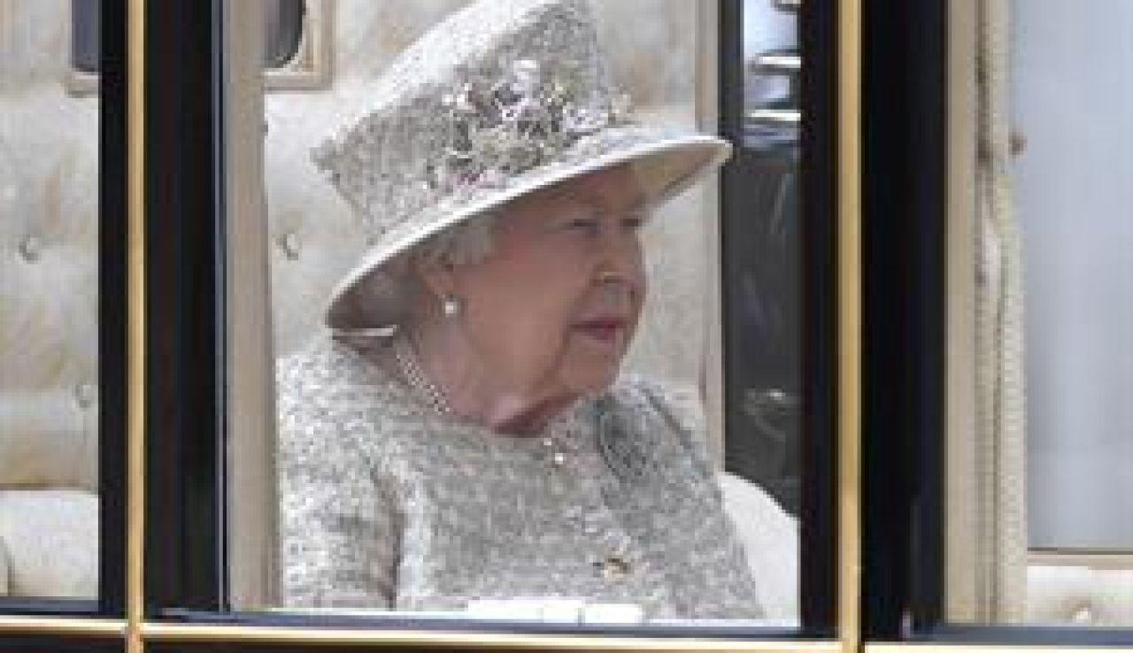 El cumpleaños más triste de Isabel II
