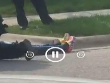 El cuerpo de la joven afroamericana abatida por la policía en Ohio