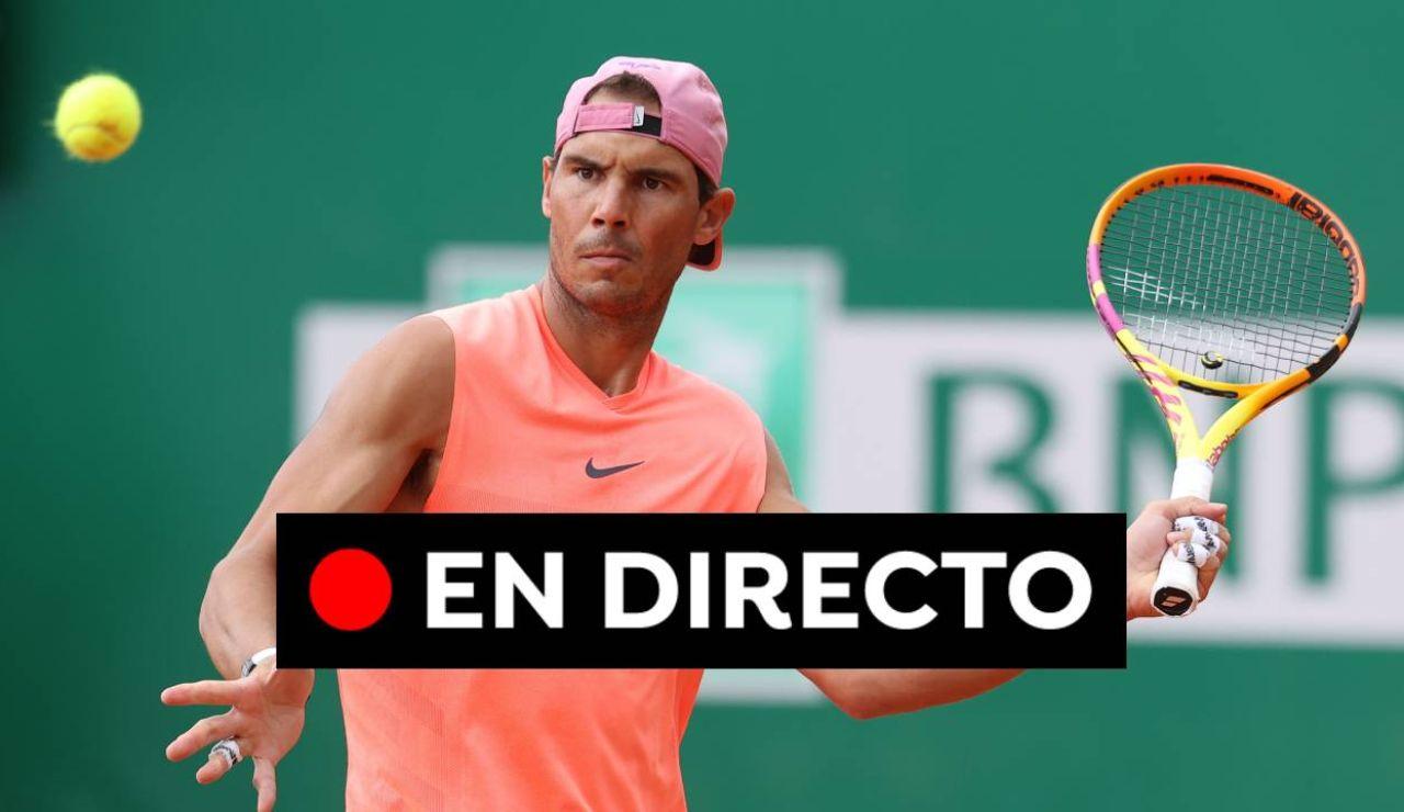 Nadal - Ivashka, en directo hoy: Partido de tenis del Conde de Godoy, en vivo