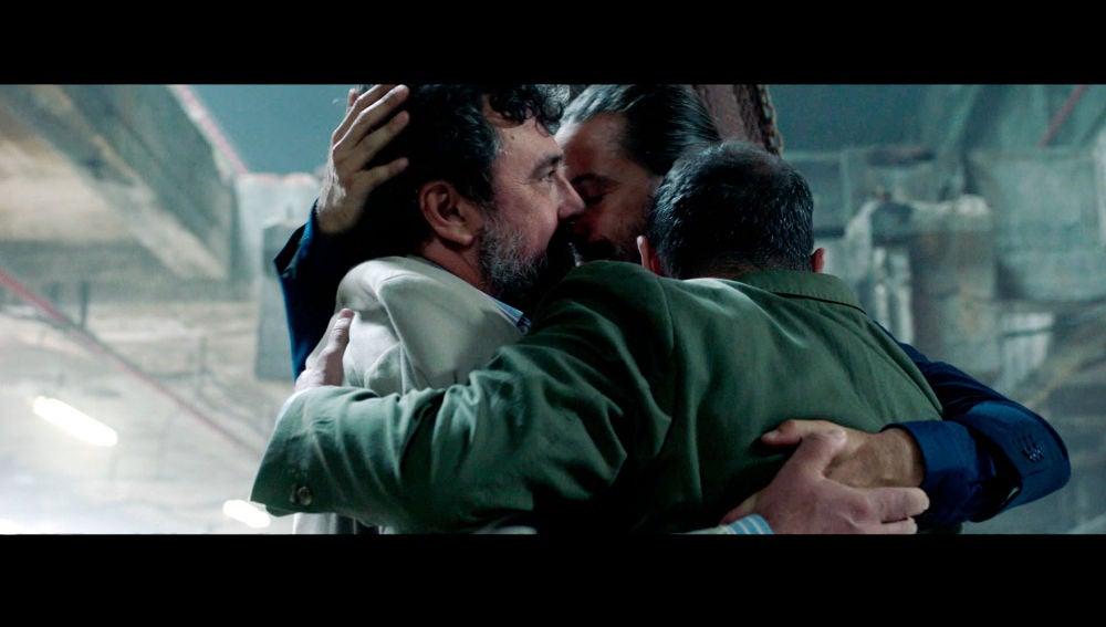 """Vuelve Lucas: """"Siempre vamos a ser 'Los hombres de Paco'"""""""