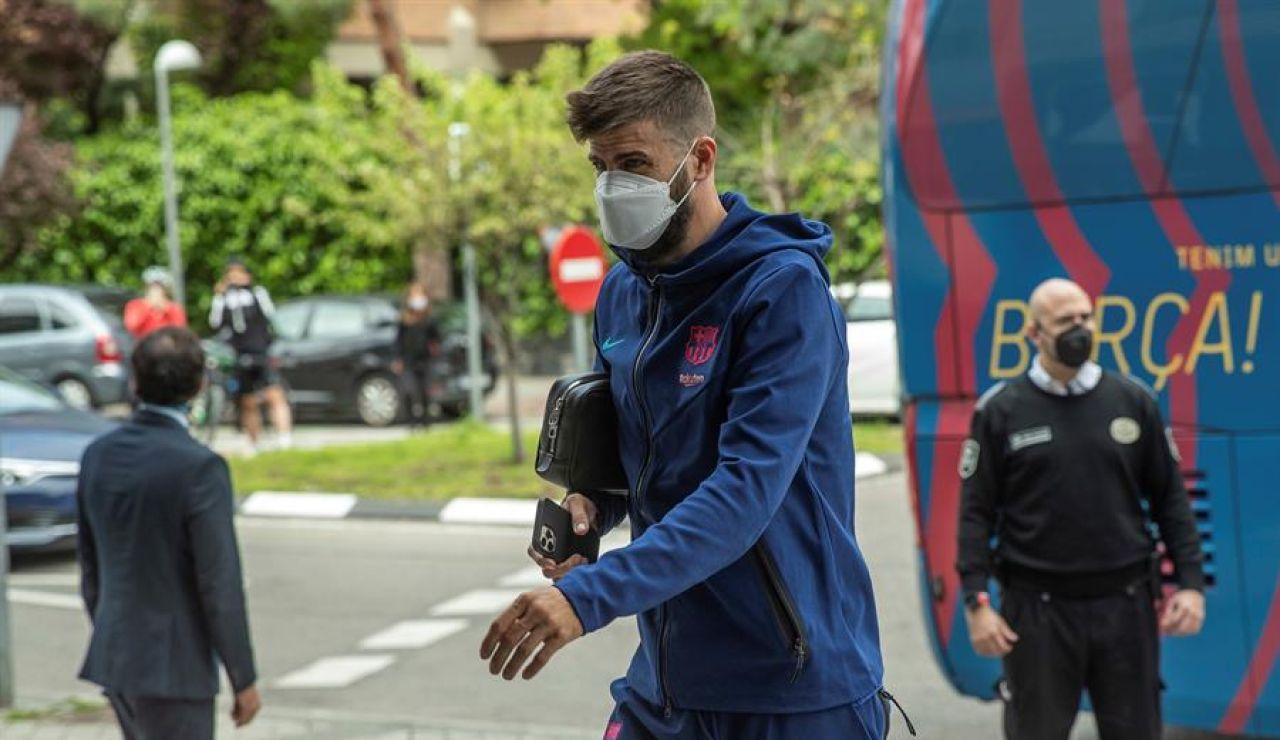 """Llaman hipócrita a Gerard Piqué por sus críticas a la Superliga y a 'El Chiringuito': """"Se compró la plaza del Reus"""""""