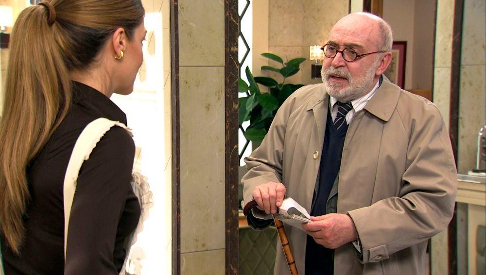 Avance 'Amar es para siempre': el inspector Figueras interroga a Maica… ¿porque sospecha de ella?
