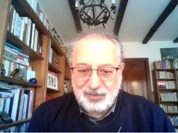 Espejo Público (21-04-21) Daniel López Acuña, exdirectivo de la OMS cree que las vacunas no deben tener limitaciones por edad