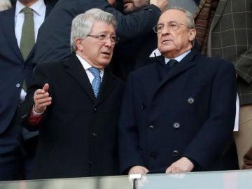 El Atlético de Madrid hace oficial su marcha del proyecto de Superliga europea