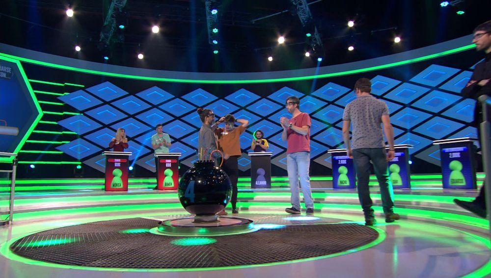 'Los cerosesenta' consiguen un espectacular pleno en '¡Boom!' gracias a Hércules