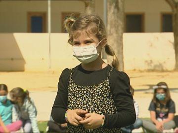 Una niña de 7 años salva a su madre