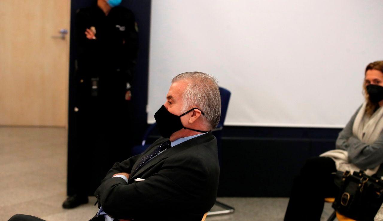 """Varios peritos rechazan que los archivos de Luis Bárcenas sobre la caja B del PP estén """"alterados"""""""