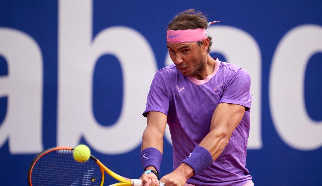 Rafa Nadal - Cameron Norrie: Horario y dónde ver el partido de hoy del Trofeo Conde de Godó en directo