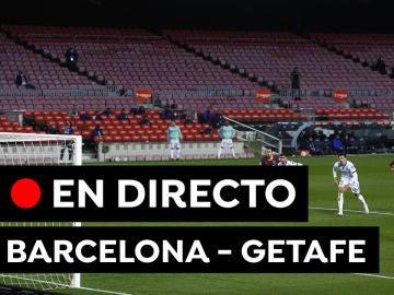 Barcelona - Getafe: Goles de Liga Santander hoy, en directo