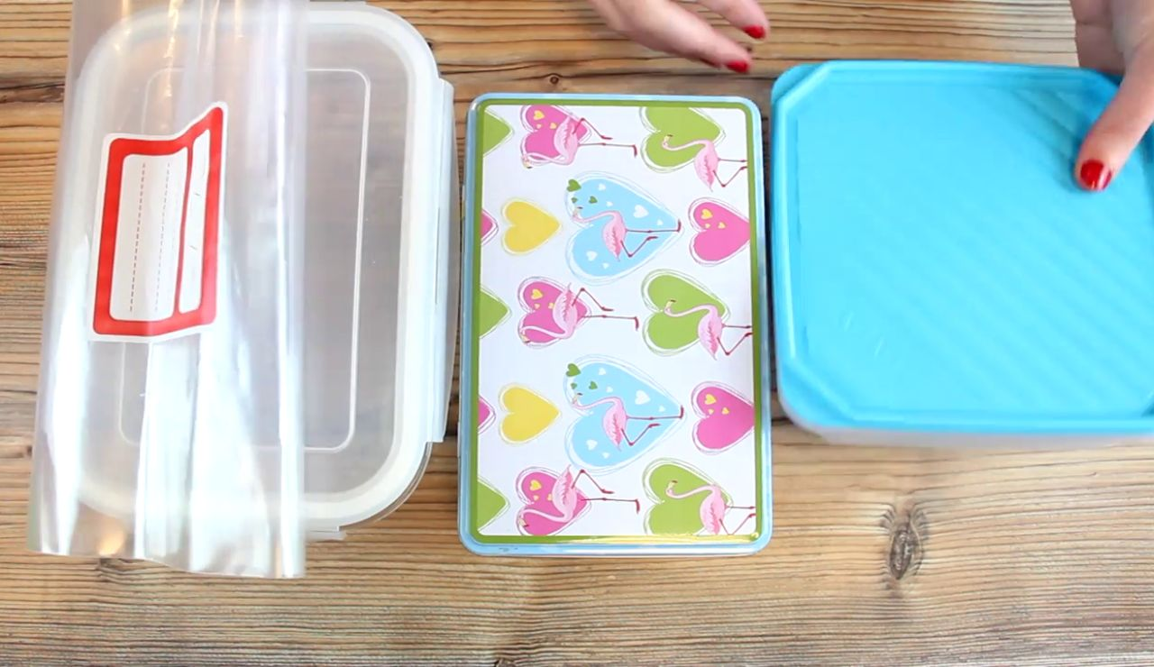 Bolsa hermética, tuppers…¿En qué tipo de contenedor deberías conservar cada alimento?