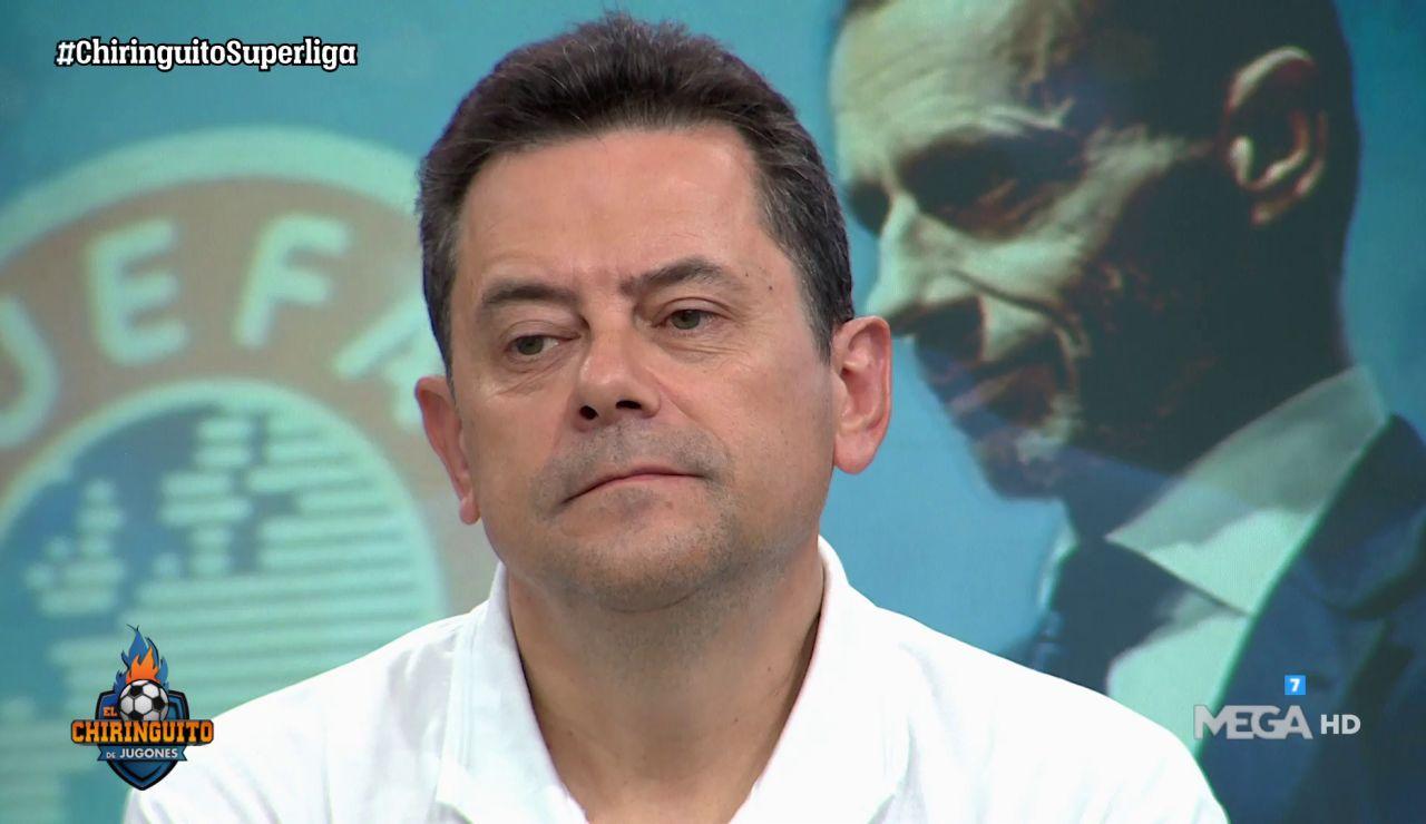 """Tomás Roncero: """"Al R.MADRID NO le TOCAS"""""""