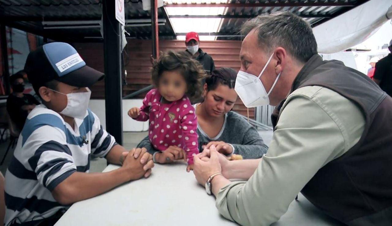 El drama de los menores en la frontera de México y EEUU.