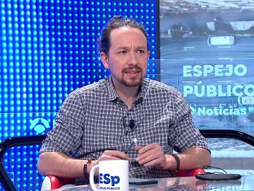 """Pablo Iglesias: """"Saludo la rectificación de Gabilondo, estamos cada vez más cerca de sumar"""" tras las elecciones en Madrid"""