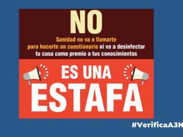 Canarias alerta de una estafa a personas mayores para desinfectar de coronavirus su casa gratis