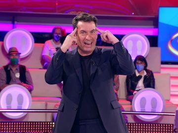 ¿Sufre alucinaciones? Arturo Valls sigue escuchando a Merche en '¡Ahora caigo!'