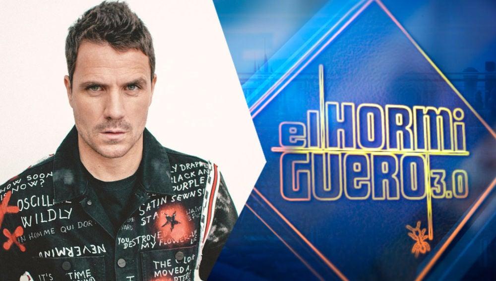 El jueves, Dani Martín cierra la semana en 'El Hormiguero 3.0' con mucho ritmo