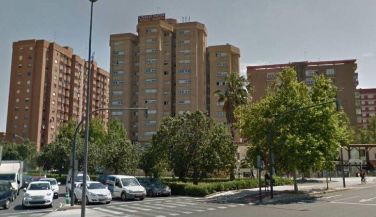 Colegio mayor Ausiàs March de Valencia