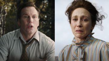 Patrick Wilson y Vera Farmiga en 'Expediente Warren: Obligado por el demonio'