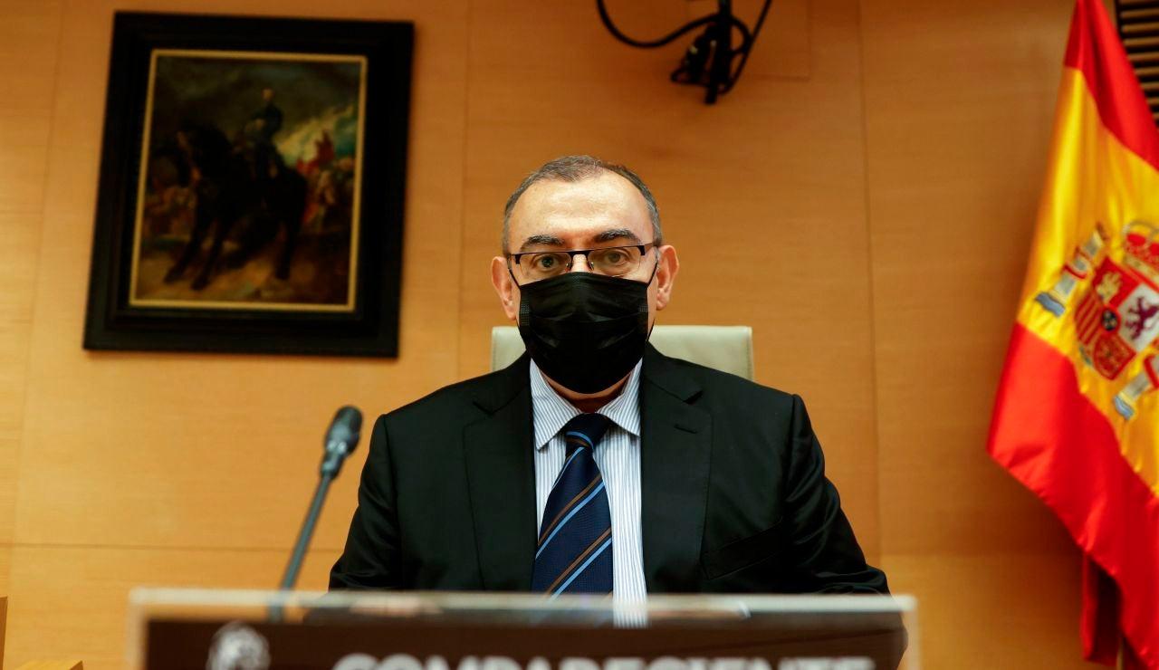 García Castaño niega una 'operación Kitchen' pero afirma que el DAO le llamó para investigar el entorno de Luis Bárcenas