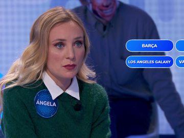 Las disculpas anticipadas de Ángela Cremonte a Javier
