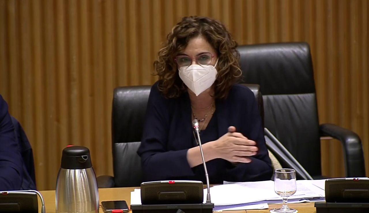 María Jesús Montero anuncia que las comunidades contarán con más de 162.000 millones de euros para 2021