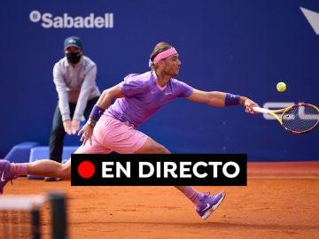 Rafa Nadal - Kei Nishikori: Trofeo Conde de Godó 2021 hoy, en directo