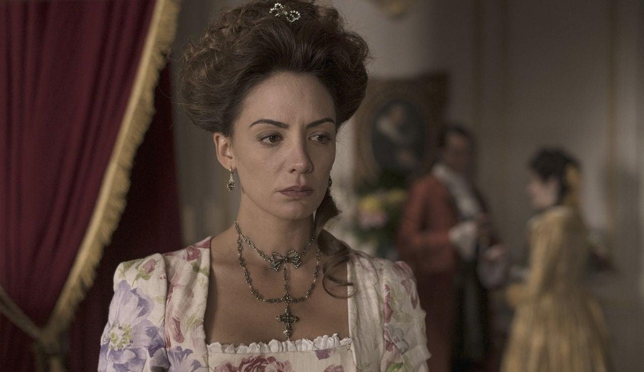 El jueves en 'La cocinera de Castamar': Amelia intenta suicidarse tras el desprecio de Enrique