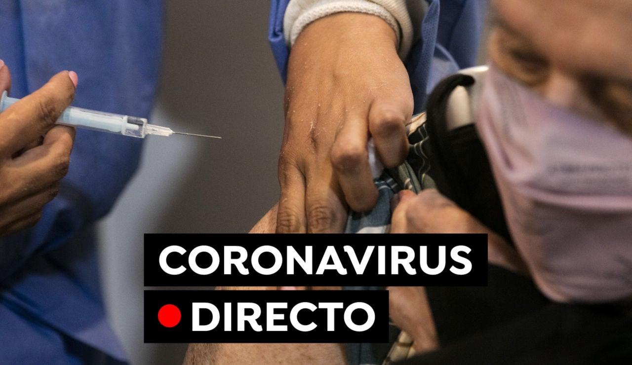 COVID-19 en España hoy: Últimas noticias de las restricciones, datos y vacuna, en directo