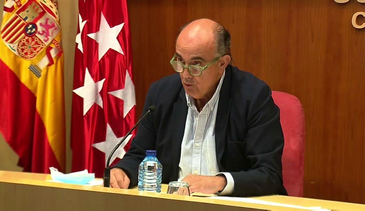 La Comunidad de Madrid comenzará a vacunar contra la COVID al grupo de 56 a 59 años en mayo