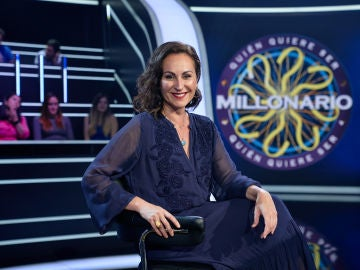 """Ana Milán, ante el reto de '¿Quién quiere ser millonario?': """"Sería una millonaria fácil de consumir"""""""