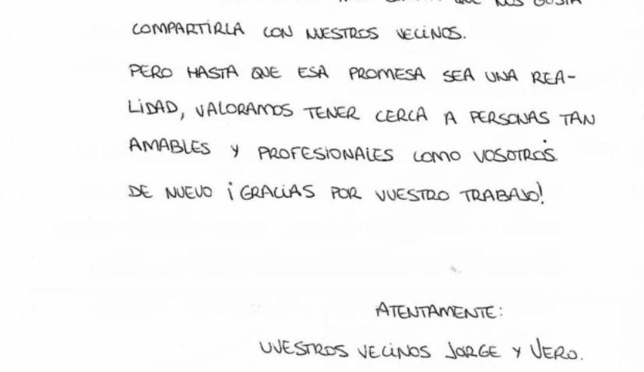 Lidl publica en Twitter una carta de agradecimiento que extiende a Carrefour, Mercadona o el Corte Inglés