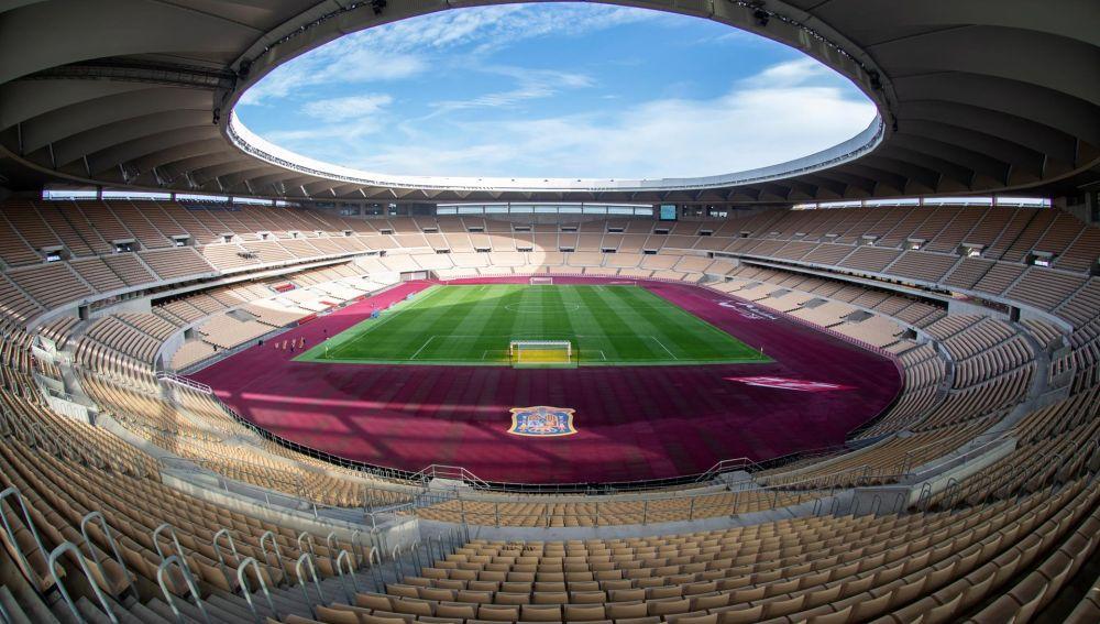 El estadio de La Cartuja de Sevilla reemplaza a Bilbao como sede de la Eurocopa