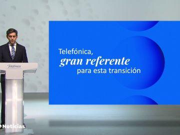 'Telefónica' estrena 'look' después de 20 años sin cambiar de imagen