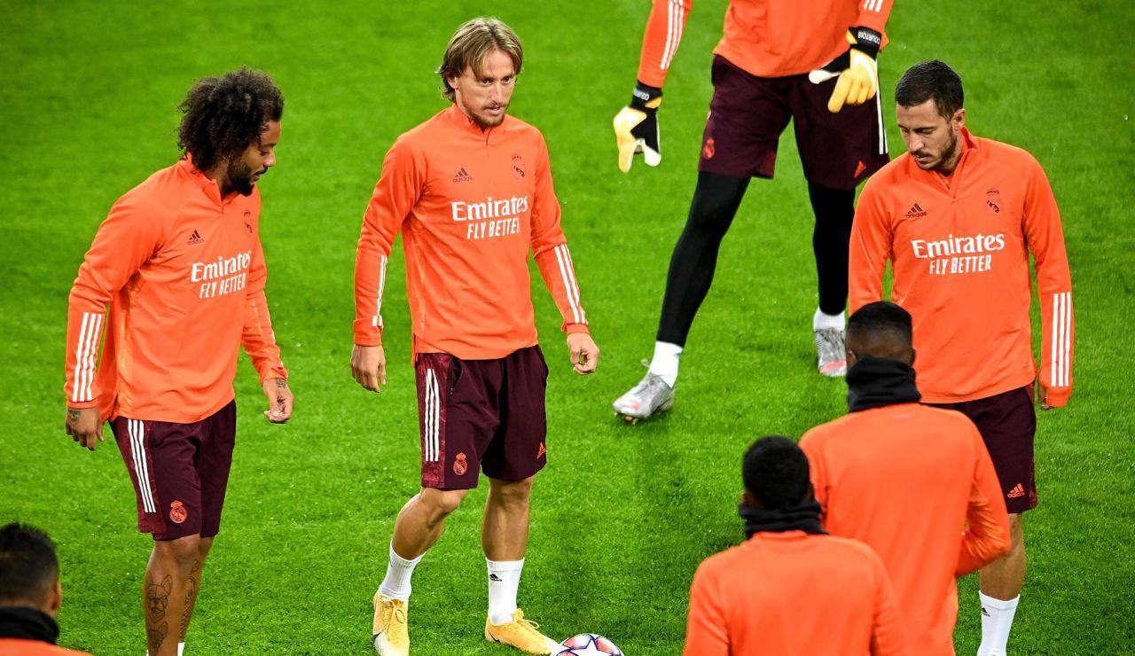 La UEFA no expulsa al Real Madrid de la Champions League y jugará las semifinales contra el Chelsea