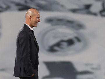 """Zidane contesta a Ceferin: """"Tenemos derecho a jugar la Champions, es absurdo"""""""