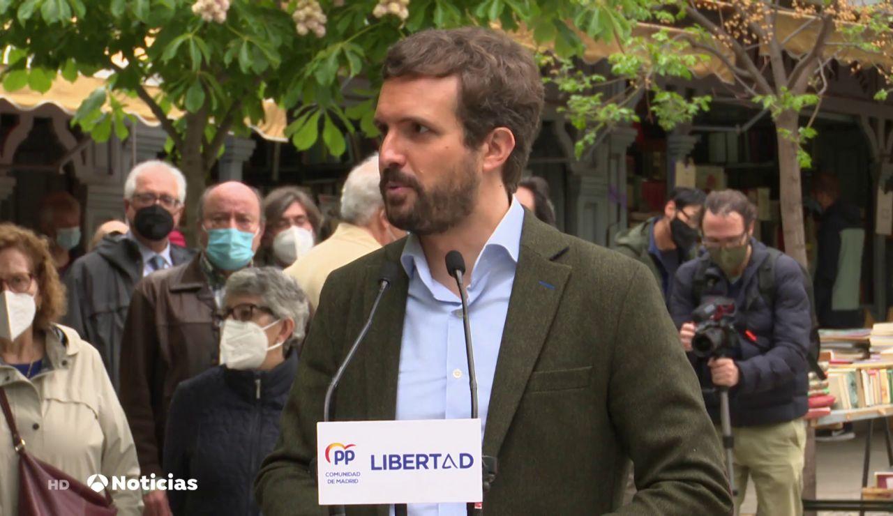 """El PP se queja de que el Gobierno acuse al partido de """"desmantelar libertades"""" en una ley del BOE"""