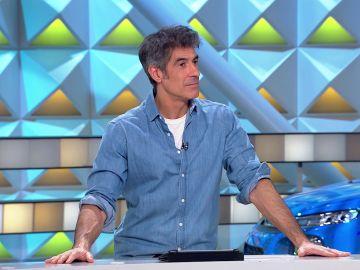 La clave del éxito de 'La ruleta de la suerte': el gran mensaje de Jorge Fernández