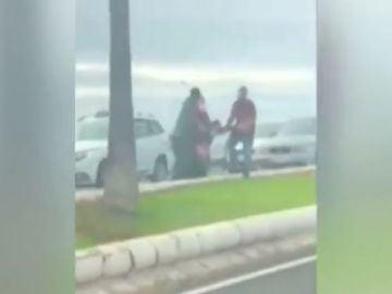 Inmigrante rescatado Islas Canarias