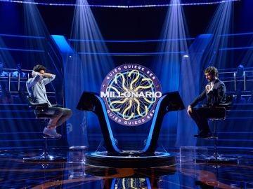 Ponte a prueba con las mismas preguntas que Miguel Ángel Muñoz, Ana Milán y Secun de la Rosa en '¿Quién quiere ser millonario?'